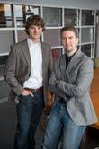 Mike Evans and Matt Maloney of Chicago-based GrubHub