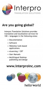 Interpro Translation Solutions