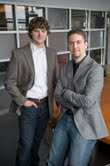 Matt Maloney and Mike Evans founded GrubHub from Evans' apartment in 2004.